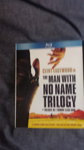 Clint Eastwood Man With No Name Trilogy Blu Ray