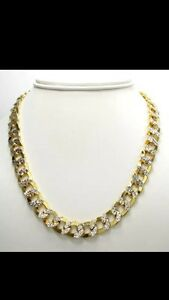 10k Yellow Gold Necklace- 26""