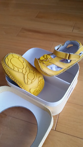 Rileyroos leather sandals