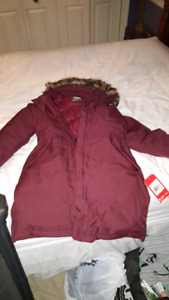 North face coat sm brand new tags on save!!!