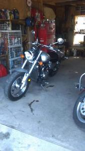 Moto Suzuki 2003
