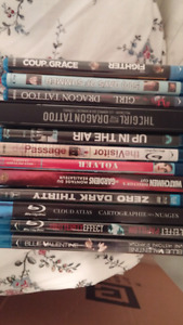 Watched once bluray movies