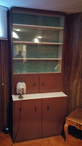 Display Cabinet-Must Sell For Senior