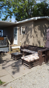 Lake front trailer for sale