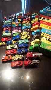 """Collection. De jouets """"les bagnoles"""""""
