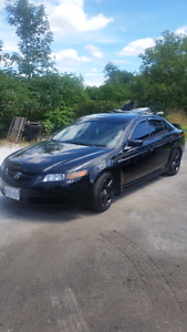 04 Acura TL with only 185xxx km