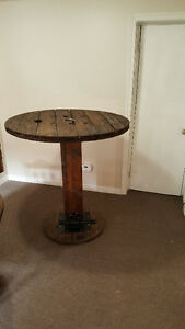 high top table,