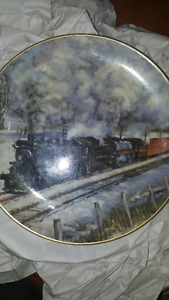 Steam on the CPR collector plate