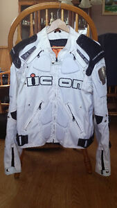 Icon TiMax Textile Jacket and Pants - NWoT! - Never Worn