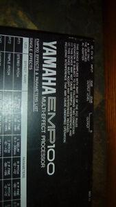 yamaha EMP100 multi-effect processor