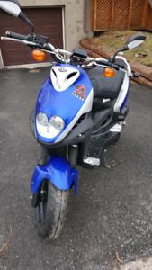 Scooter PGO 2013 278 km