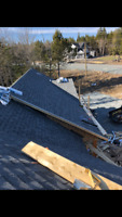 Roofing/roof repairs done right!
