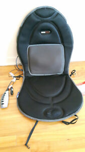 Obusform massage car cushion / masseur