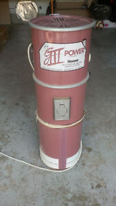 Hoover G3 Central Vacuum