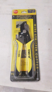 Wire cutters / strippers