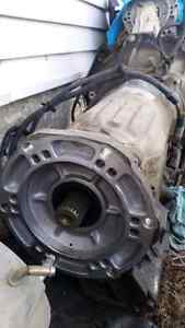 Jeep cherokee aw4 transmission