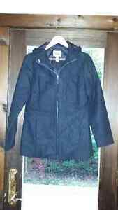 Black Old Navy coat