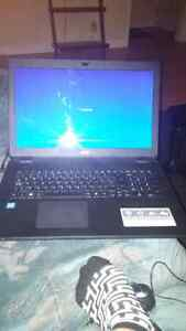 new barley used acer laptop
