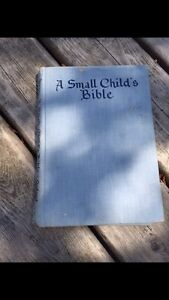 A Small Child's Bible