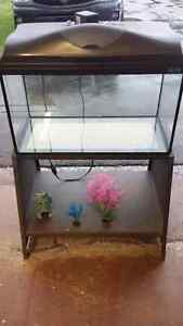 15 Gallon Aquarium with Stand