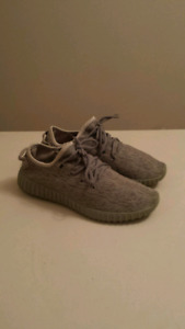 Yeezy boost 350 grey shoes