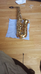 Alto Jupiter Saxophone for Sale!