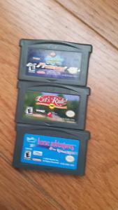 3 jeux Nintendo
