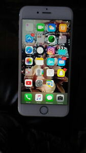 Gold IPhone 6s 16gb Virgin Mobile
