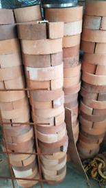 Coping bricks