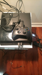 X-Box One wired controller