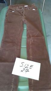 Ladies Cords & Jeans (size 3 - 7) Kingston Kingston Area image 4
