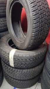 Winter tires in great condition for BMW X5 West Island Greater Montréal image 1