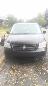 Dodge Grand Caravan 2008 Stow & Go