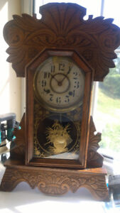 Various Antique clocks iin time for fathers day
