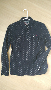 Small Tommy Hilfiger button down shirt