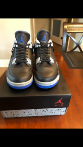 Air Jordan 4 men's size 9.5