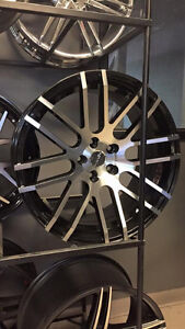 "20"" STAGGERED PDW  rim/tire  BMW -  WE OFFER FINANCING!!!!!!"