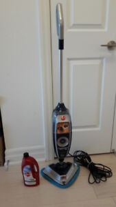 Hoover Steam mop with cleaner