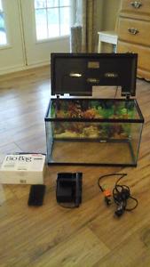 10 gal Fish Tank