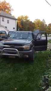 Chevy Avalanche 2500!