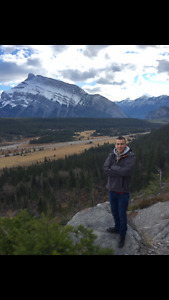 looking for room to rent in Canmore