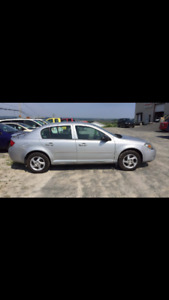 2008 Pontiac G5 Silver Other