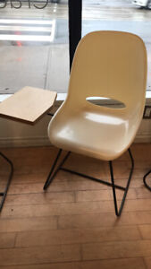 Modern School-House Style Chairs