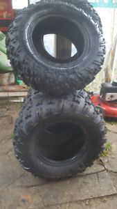 Selling 4 ATV Tires  205/80 R12