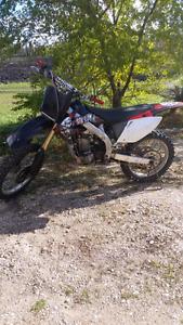 2006 Honda CRF 450R