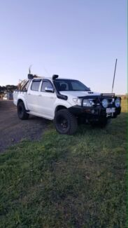 2010 Toyota Hilux SR5 Jacana Hume Area Preview