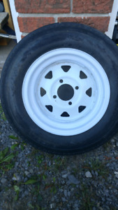 Trailer tire brand new