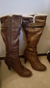 Womens Size 11 Brown Boots