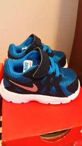 Nike baby shoes  size 3c
