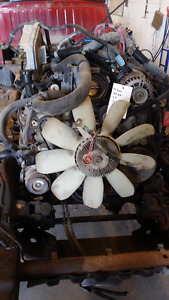 5.3 chevrolet / gmc complete engine